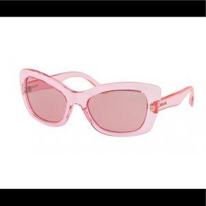 Prada Catwalk Sunglasses - Pink